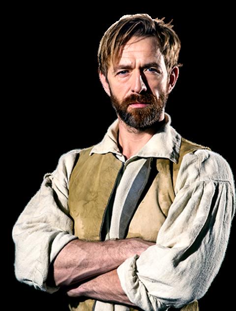 Skuespiller Kasper Leisner