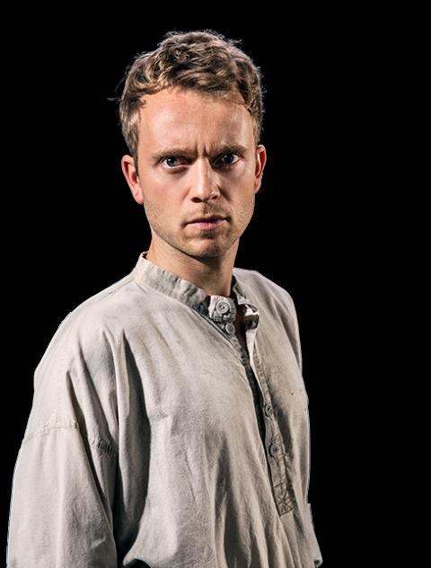 Skuespiller Laus Høybye