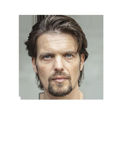 Skuespiller Tomas Ambt Kofod